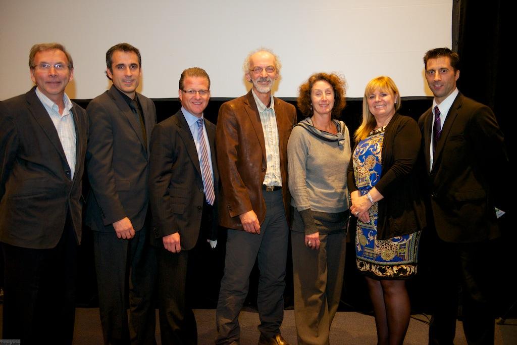 Dans l'oeil du dragon congrès 2012